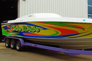 Boat Graphics Convex Supreme
